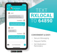rxlocal-stand-sign-texttodownload