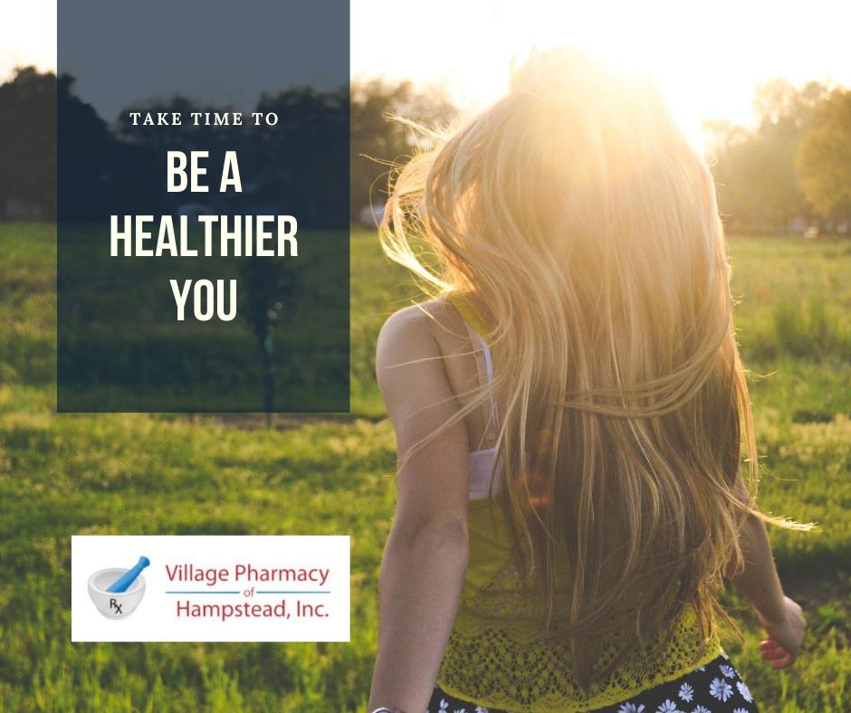 Be a healthier you